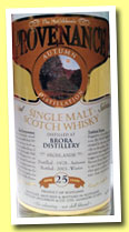 Brora 25 yo 1975/2001 (43%, Douglas Laing, Provenance, Autumn-Winter)