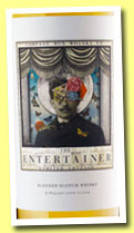 The Entertainer (46%, Compass Box, blend, 1,000 bottles, 2012)