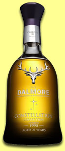Dalmore 21 yo 1990/2011 (56.5%, OB, Constellation Collection, cask #18, 777 bottles)