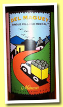 Del Maguey Single Village 'Minero' (49%, OB, +/-2012)
