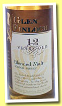 Glen Finloch 12 yo (40%, Jean Boyer, Blended Malt, +/-2012)