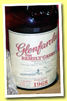 Glenfarclas 1968/2012 (54.4%, OB, Family Cask, Special Release, 'Tribute to the 175th Anniversary', selected by Luc Timmermans, cask #5241, 175 bottles)