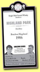 Highland Park 1986/2012 (54.1%, Malts of Scotland, Amazing Casks, bourbon hogshead, cask #MoS 12052)