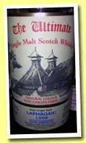 Laphroaig 13 yo 1998/2012 (60.1%, The Ultimate, refill butt, cask #700394, 716 bottles)