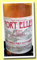 Port Ellen 15 yo 1974 (64.6%, Gordon & MacPhail for Intertrade, 300 bottles, +/-1989)