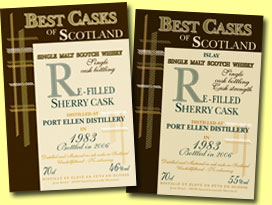 Port Ellen Best Casks