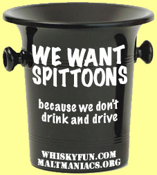 we want spittoons