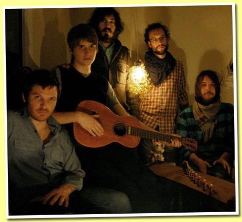 The Fleet Foxes