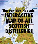 Interactive map Scotland