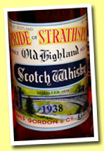Pride of Strathspey 1938