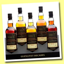 Glenlivet Decades