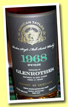 Glenrothes 1968