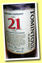 Tomintoul 21