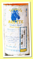 Arette 6 yo 2006/2013 (50%, OB for Svenska Eldvatten, El Blano Distillery, single cask, Early Times barrel)
