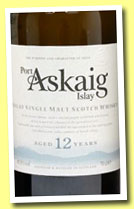 Port Askaig 12 yo (45.8%, Specialty Drinks, 2013)