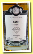 Banff 1975/2013 (42.9%, Malts of Scotland, bourbon barrel, cask #MoS 13023, 201 bottles)