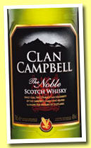 Clan Campbell (40%, OB, +/-2012)