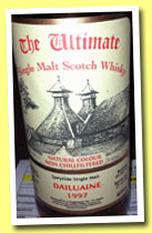 Dailuaine 1997/2012 (46%, The Ultimate, cask #6012, 372 bottles)