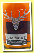 Dalmore 1995/2012 'Distillery Exclusive' (57.6%, OB, 650 bottles)