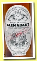 Glen Grant 1959/2006 (40%, Gordon & MacPhail, licensed bottling)