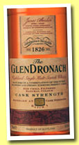 Glendronach 'Cask Strength' (55.2%, OB, batch 2, 2013)
