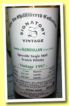 Glendullan 15 yo 1997/2013 (46%, Signatory, Un-chilfiltered Collection, hogshead, cask #5067+5068, 729 bottles)