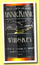 Kinnickinnic Whiskey (43%, OB, Great Lakes Distillery, USA, +/-2013)