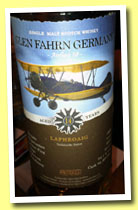 Laphroaig 14 yo 1998/2013 (54.1%, Glen Fahrn Germany, cask #7981, 279 bottles)