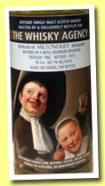 Miltonduff 30 yo 1982/2013 (50,1%, The Whisky Agency, refill bourbon hogshead, 269 bottles)