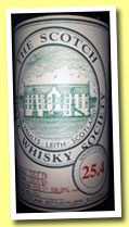 Rosebank 1978/1991 (58.9%, Scotch Malt Whisky Society, #25.4)