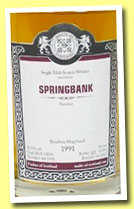 Springbank 1991/2012 (51.5%, Malts of Scotland, bourbon hogshead, cask #MoS 12036, 144 bottles)