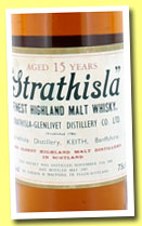Strathisla 15yo 1969/1985 (40%, Gordon & MacPhail for Intertrade, 75cl)