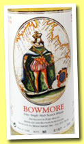 Bowmore 1996/2011 (46%, Moon Import, cask #1330, 268 bottles)