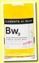 Bw3 (51.6%, Speciality Drinks Ltd, Elements of Islay, 2013)