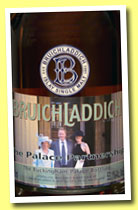 Bruichladdich 1989/2006 'Valinch Changing the Guard' (53.1%, OB, American oak, ACEd in hermitage blanc, cask #5, 420 bottles)