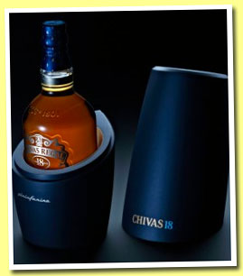 Chivas Regal 18 yo 'Pininfarina Level 1' (40%, OB, blend, 2013)
