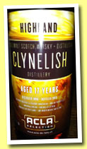 Clynelish 17 yo 1996/2013 (49.7%, Acla Selection, sherry hogshead)