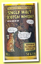 Clynelish 'Batch 2' (50.6%, Boutique-y Whisky Co., 319 bottles, 2013)