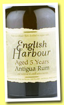 English Harbour 5 yo (40%, OB, Antigua, +/-2013)