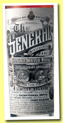 The General (53.4%, Compass Box, blend, 1698 bottles, 2013)
