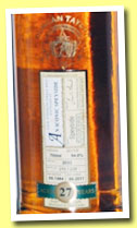 An Iconic Speyside 27 yo 1984/2011 (54.8%, Duncan Taylor, Rare Auld, cask #2033, 229 bottles)
