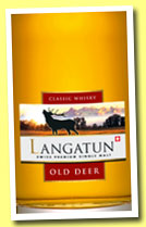 Langatun 'Old Deer' (40%, OB, Switzerland, +/-2013)