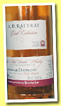 Laphroaig 14 yo 1998/2013 (56.6%, A.D. Rattray for Brachadair, cask #10481, 212 bottles)