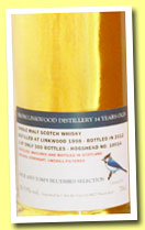 Linkwood 14 yo 1998/2012 (58.5%, Mick and Tom's Bluebird Selection, hogshead, cask #10014, 300 bottles)