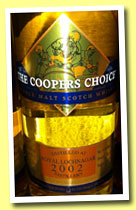 Royal Lochnagar 10 yo 2002/2012 (46%, The Coopers Choice, hogshead, cask #9047, 360 bottles)