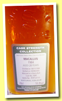 Macallan 20 yo 1984/2005 (55.9%, Signatory, sherry butt, cask #7099, 515 bottles)