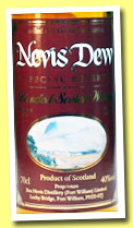 Nevis Dew 'Special Reserve' (40%, OB, Scotch blend, +/-2013)