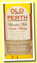 Old Perth 'Number 2' (43%, OB, blended malt, +/-2013)