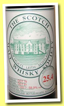 Rosebank 1978/1991 (58.9%, Scotch Malt Whisky Society, #25.4, screw cap, 75cl)