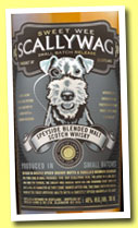 Scallywag (46%, Douglas Laing, blended malt, 2013)